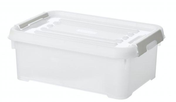 Curver Handy+ opbergbox 4 liter transparant