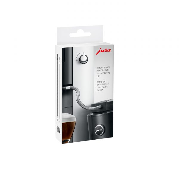 Jura Melkslang met RVS mantel HP1 Koffie accessoire