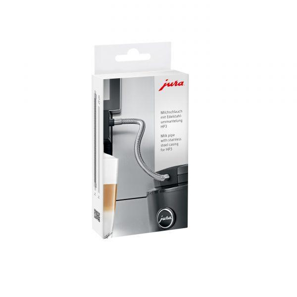 Jura Melkslang met RVS mantel HP3 Koffie accessoire