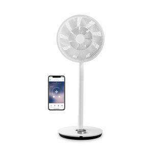 Duux DXCF11 Whisper Flex Smart Fan Statiefventilator Wit